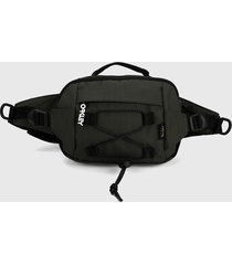 canguro gris-negro oakley belt bag 2.0
