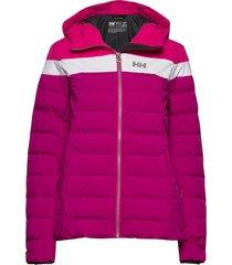 w imperial puffy jacket outerwear sport jackets roze helly hansen