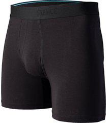 stance standard solid boxer briefs, size large in black at nordstrom