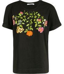 vivetta floral print t-shirt