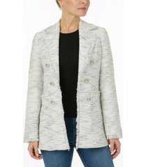 laundry by shelli segal tweed blazer