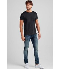 jeans jjiglenn jjicon jj 057, slim fit