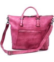 old trend sunny grove leather crossbody bag