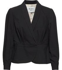 day classic gabardine blazers business blazers zwart day birger et mikkelsen