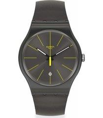 reloj charcolazing swatch