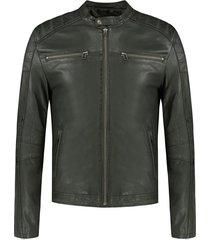 goosecraft jack leer jacket 965