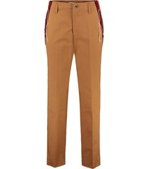 golden goose golden cotton chino trousers