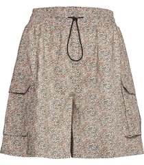 berta shorts shorts flowy shorts/casual shorts beige birgitte herskind