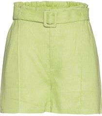 babette sarah shorts shorts flowy shorts/casual shorts grön hosbjerg