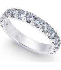 diamond band ring (1-1/2 ct. t.w.) 14k white gold