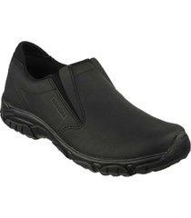 zapato cuero brahma mujer negro tg2971-neg