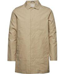 funtional carcoat jacket - gots/veg dun jack beige knowledge cotton apparel