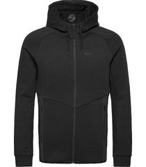 m tech zip hood fells view hoodie trui zwart peak performance