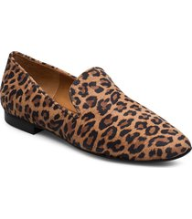 shoes 4521 loafers låga skor brun billi bi