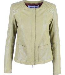 s.w.o.r.d. 6644 leather jacket