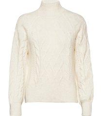 anf womens sweaters gebreide trui crème abercrombie & fitch