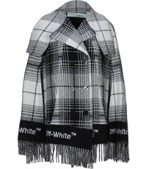 off-white™ capes & ponchos