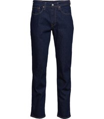 514 straight chain rinse jeans blå levi´s men