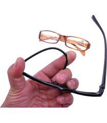 occhiali da lettura per uomo e donna. occhiali da lettura quadrati. occhiali da lettura leggeri