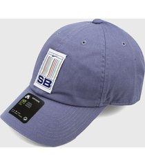 gorra azul-blanco nike sb patrimonio 86