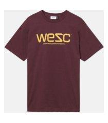 wesc mason logo t-shirt