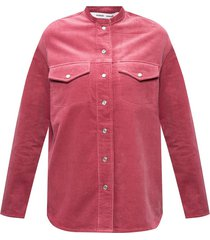 corduroy overhemd