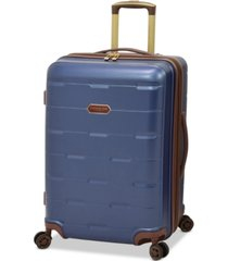 "london fog brentwood 24"" hardside check-in luggage, created for macy's"