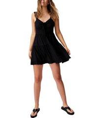 cotton on women's woven sandy skater dress