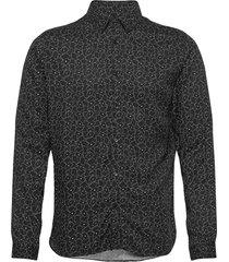 chemise overhemd casual zwart the kooples
