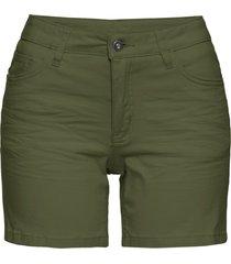 shorts in twill (verde) - bodyflirt