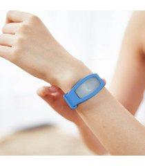 pulsera repelente de mosquitos xiaomi pulsera protectora