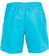 calvin klein zwembroek drawstring blue