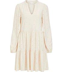 klänning visaniana v-neck l/s dress