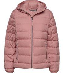 w svalbard down jacket gevoerd jack roze helly hansen