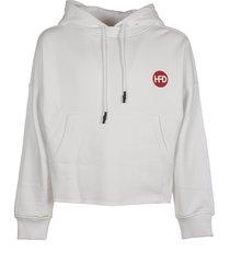honey fucking dijon logo hoodie