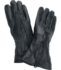 leather motorcycle gloves (x-large)