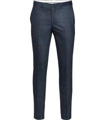 slhslim-mylostate flex bl str trs b noos kostuumbroek formele broek blauw selected homme