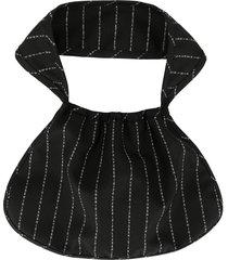 1017 alyx 9sm logo print bandana - black