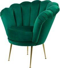 fotel butelka zieolna tapicerowany lux-3