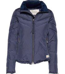 earth kindness jacket gevoerd jack blauw odd molly