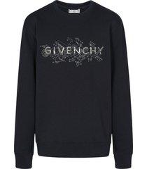 blueprint logo sweatshirt
