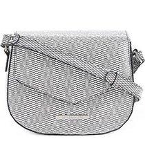bolsa loucos & santos flap mini bag matelassê mesh feminina