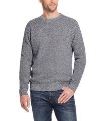 weatherproof vintage men's solid mesh stitch sweater