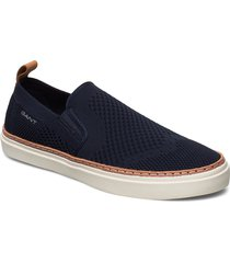 prepville slip-on shoes sneakers blå gant