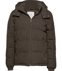 jackets outdoor woven gevoerd jack groen esprit casual
