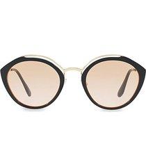 53mm round sunglasses