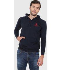 buzo azul navy-rojo royal county of berkshire polo club