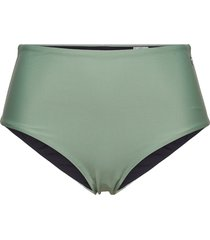high waist bikini hipster bikinitrosa grön casall