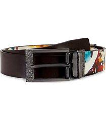 quarterman reversible leather belt