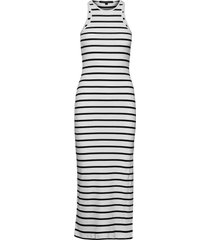 tommy rib jersey racer neck dr dresses t-shirt dresses vit french connection